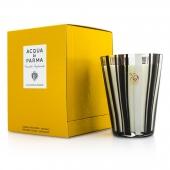 Murano Glass Perfumed Candle - Mogano (Mahogany)