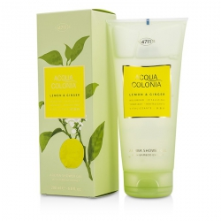 Acqua Colonia Lemon & Ginger Aroma Shower Gel