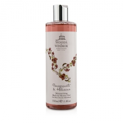 Pomegranate & Hibiscus Moisturising Bath & Shower Gel
