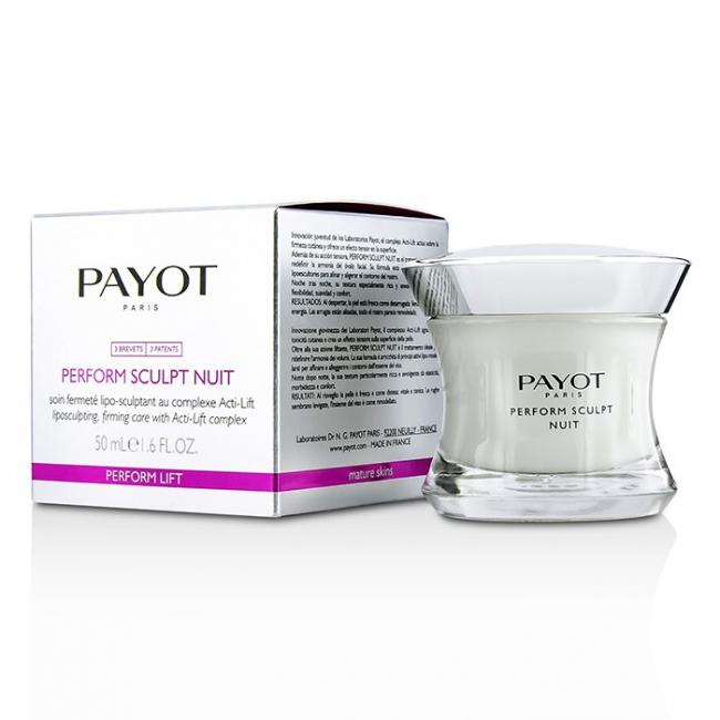 Обзор средств по уходу за зрелой кожей от Payot –