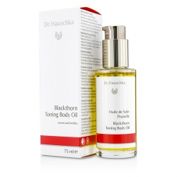Blackthorn Toning Body Oil - Warms & Fortifies