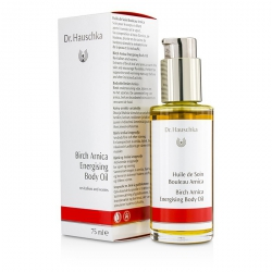 Birch-Arnica Energising Body Oil - Revitalises & Warms