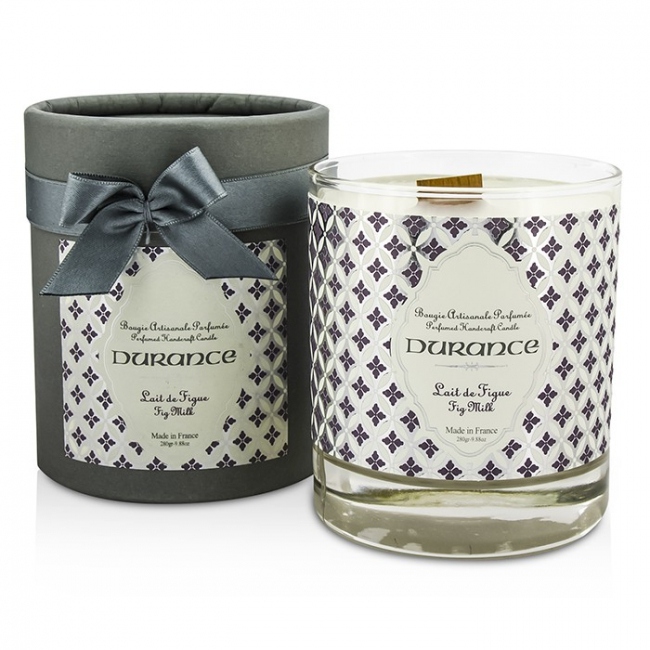 Durance Perfumed Handcraft Candle - Fig Milk
