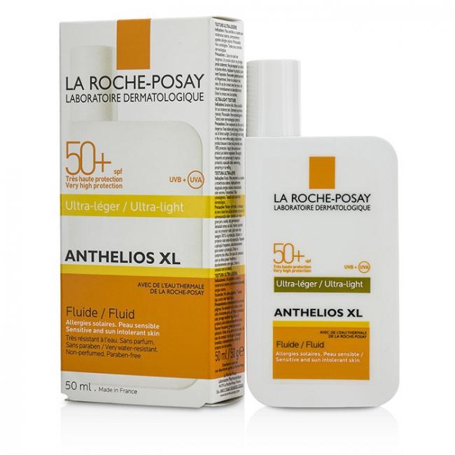 La Roche Posay Anthelios Xl 50 Ultra Light Fluid Spf 50