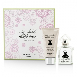 La Petite Robe Noire Eau Fraiche Coffret: Eau De Toilette Spray 30ml/1oz + Body Milk 75ml/2.5oz