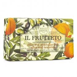 Il Frutteto Moisturizing Soap - Olive & Tangerine