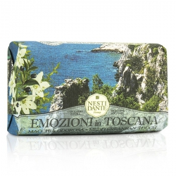 Emozioni In Toscana Natural Soap - Mediterranean Touch