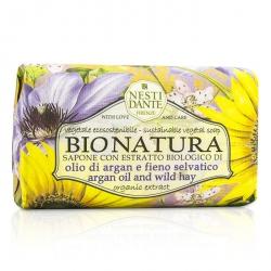 Bio Natura Sustainable Vegetal Soap - Argan Oil & Wild Hay