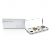 Mineral Eye Shadow Palette - Enchanted Earth