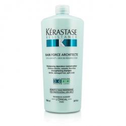 Resistance Bain Force Architecte Strengthening Shampoo (For Brittle, Damaged Hair, Split Ends)