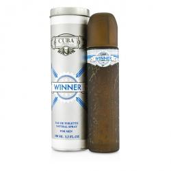 Cuba Winner Eau De Toilette Spray