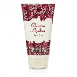 Red Sin Shower Gel