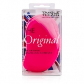 The Original Detangling Hair Brush - # Pink Fizz (For Wet & Dry Hair)