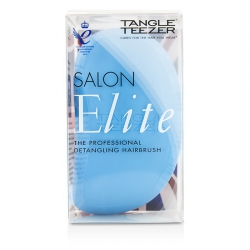 Salon Elite Professional Detangling Hair Brush - Blue Blush (For Wet & Dry Hair)