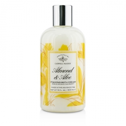 Almond & Aloe Foaming Bath Cream