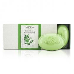 Cucumber & Elderflower Moisturizing Bath Soap Set