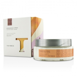 Rosewood Citron Whipped Body Cream