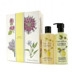 Citron, Honey & Coriander Duo: Bath & Shower Gel 250ml + Body Lotion 250ml