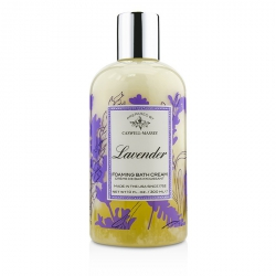 Lavendar Foaming Bath Cream