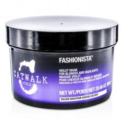 Catwalk Fashionista Violet Mask (For Blondes and Highlights)