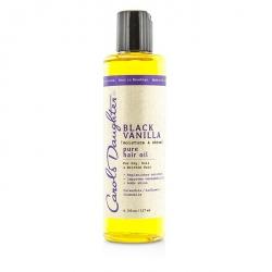Black Vanilla Moisture & Shine Pure Hair Oil (For Dry, Dull or Brittle Hair)
