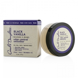 Black Vanilla Увлажнение и Блеск Разглаживающее Средство (для Сухих, Тусклых и Ломких Волос)