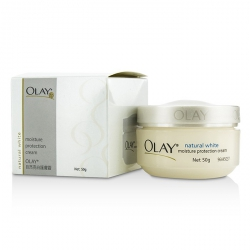 Natural White Moisture Protection Cream