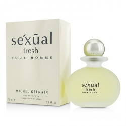 Sexual Fresh Eau De Toilette Spray