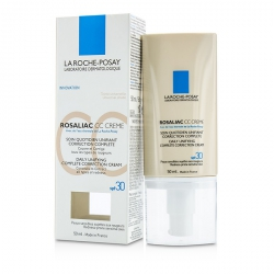 Rosaliac CC Cream SPF 30 - Daily Unifying Complete Correction Cream