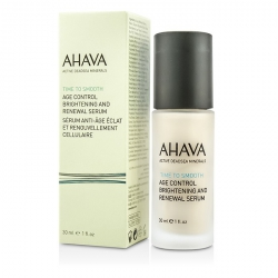 Time To Smooth Age Control Brightening and Renewal Serum