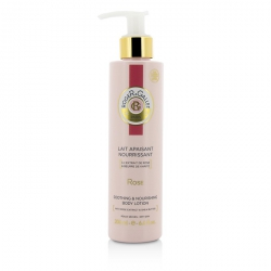 Rose Body Lotion (with Pump)