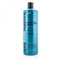 Healthy Sexy Hair Sulfate-Free Soy Moisturizing Shampoo
