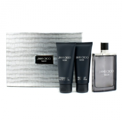 Man Coffret: Eau De Toilette Spray 100ml/3.3oz + After Shave Balm 100ml/3.3oz + All Over Shower Gel