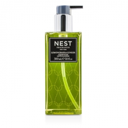 Liquid Soap - Lemongrass & Ginger