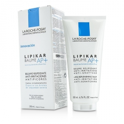 Lipikar Baume AP+ Lipid-Replenishing Balm Anti-Irritation Anti-Scratching