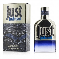 Just Cavalli Eau De Toilette Spray (New Packaging)