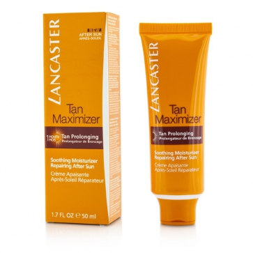 Tan Maximizer Soothing Moisturizer Repairing After Sun