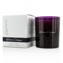 Bougie Candle - Cedrat Enivrant