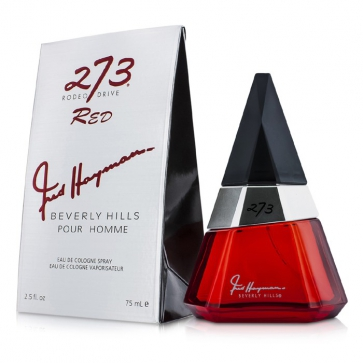 273 Red Eau De Cologne Spray