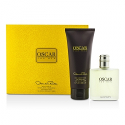 Oscar Coffret: Eau De Toilette Spray 100ml/3.4oz + Hair & Body Wash Gel 200ml/6.7oz