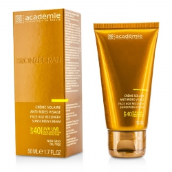 Scientific System Face Age Recovery Sunscreen Cream SPF40