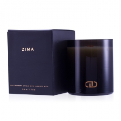 Exotic Multisensory Candle with Ecowood Wick - Zima