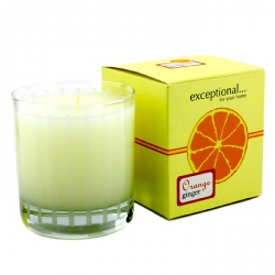 Fragrance Candle - Orange Ginger