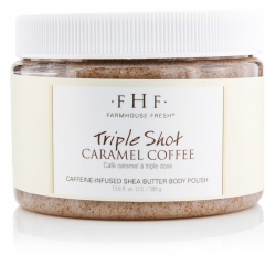 Body Polish - Triple Shot Caramel Coffee