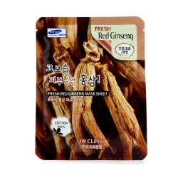 Mask Sheet - Fresh Red Ginseng
