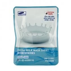 Mask Sheet - Fresh Milk