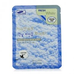 Mask Sheet - Fresh White