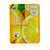 Тканевая Маска - Свежий Лимон
