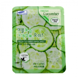 Mask Sheet - Fresh Cucumber