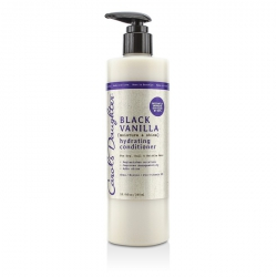 Black Vanilla Moisture & Shine Hydrating Conditioner (For Dry, Dull & Brittle Hair)